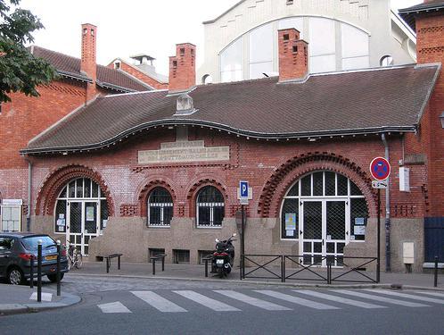 巴黎市立泳池 (趴萬)