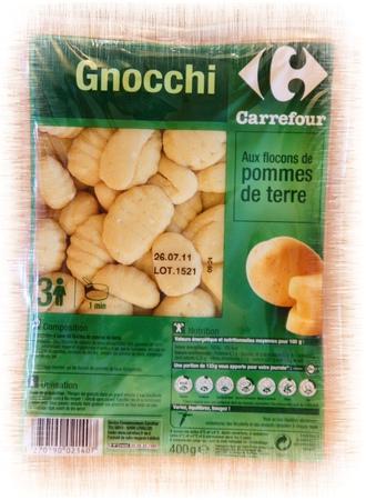 Gnocchi,這像毛毛蟲的東西能吃嗎?