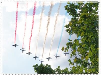 2011 法國國慶遊行