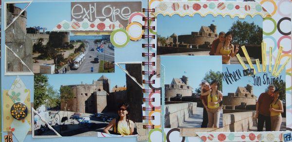 小相本 2007: Mt. St. Michel & St. Malo (下)