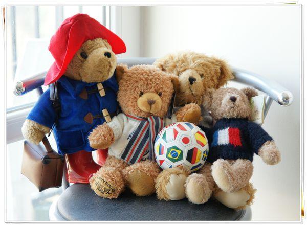 第四隻熊 Le 4e ours