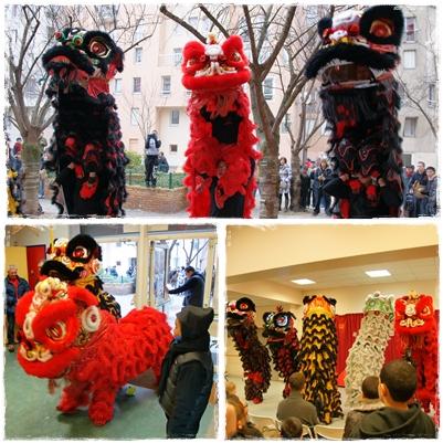 2012 新年 Nouvel an chinois