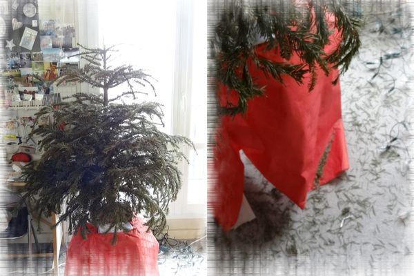 Bye Bye 2012 聖誕樹