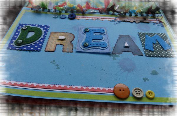 剪貼簿:Dream