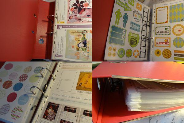 雜誌內頁剪剪剪
