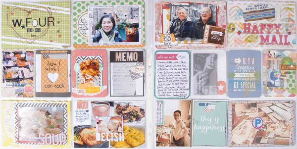 Project Life 2015 Week 04