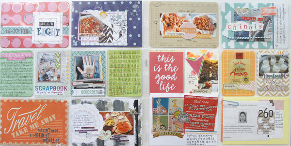 Project Life 2015 Week 08