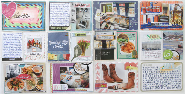 Project Life 2015 Week 11