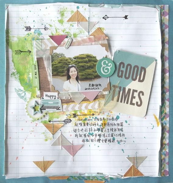 Jot Magazine / Good Times