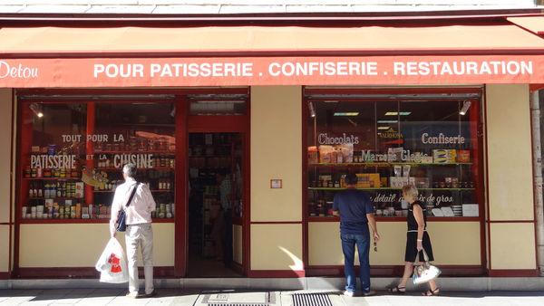 來巴黎不可錯過的好食材購物 – G. Detou