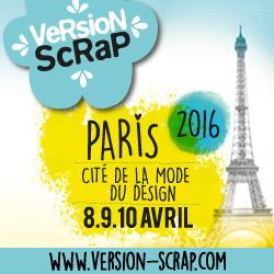 【相編血拚】2016 巴黎Version Scrap相編展   新場地 人潮少? + 廠商介紹 + 展場新招術 + 戰利品