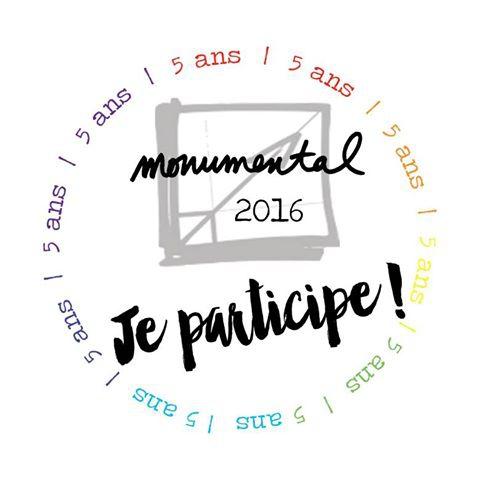 2016 巴黎 VS Monumental Expo 展覽作品賞析 (1)