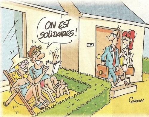 法國聖神降臨節Le Lundi de Pentecôte 放不放假 ? +又是一個為了多徵稅的騙局?