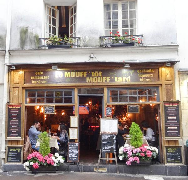 【巴黎五區】穆府塔街之好難逛的跳蚤市場