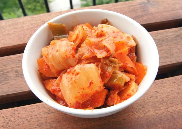 【食譜】自製韓國泡菜好簡單