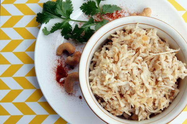【食譜】低熱量根芹菜沙拉