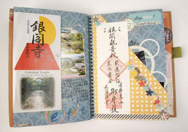 【2014日本遊相本 27】好喜歡的銀閣寺