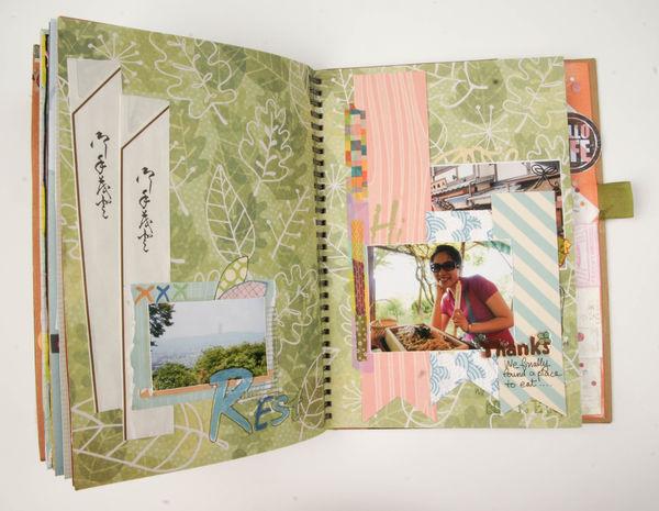 【2014日本遊相本 34】稲荷山上的美景午餐