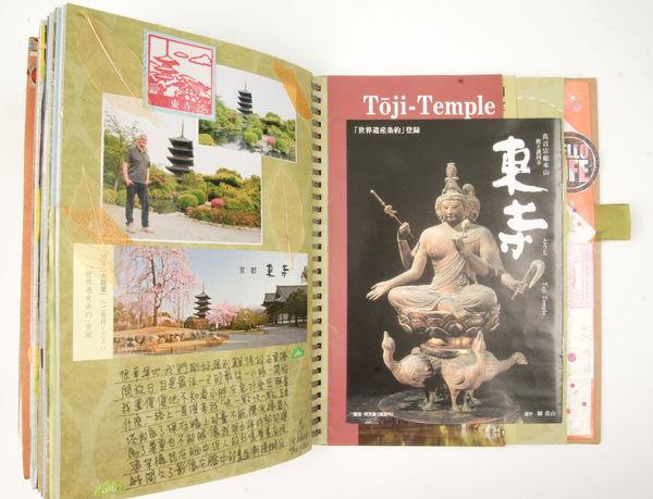 【2014日本遊相本 37】神秘的東寺