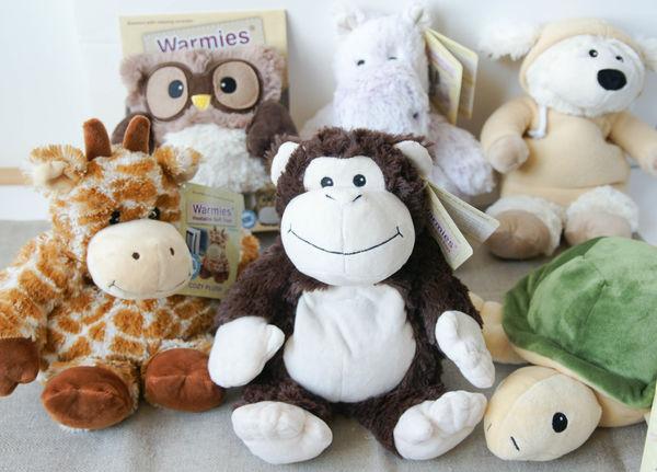 WarmWarmies 來自英國的可愛胖胖動物暖暖包