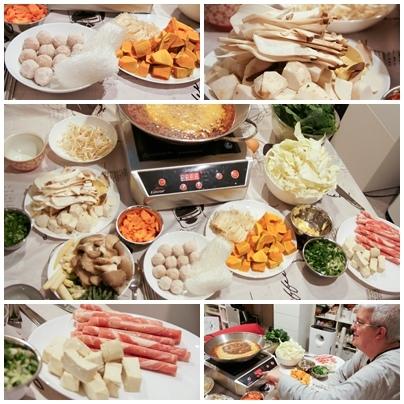 2016 跨年在家吃麻辣火鍋