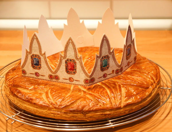 巴黎第一名的國王派 Boulanger Patissier M et Mme Vacant