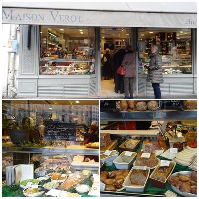 巴黎六區 Maison Verot 傳統熟食店