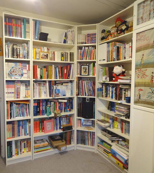 我不要滿滿的書牆 清書櫃