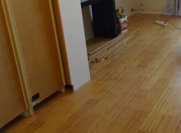【居家改裝】遇到好房東。期盼已久的地板