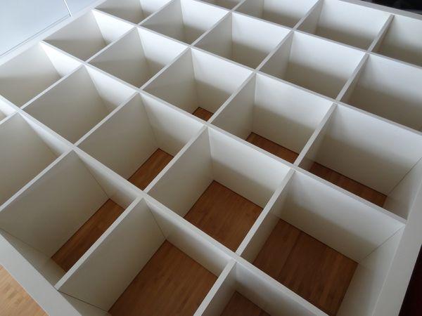 再見了 曾經摯愛的IKEA Expedit 5×5櫃