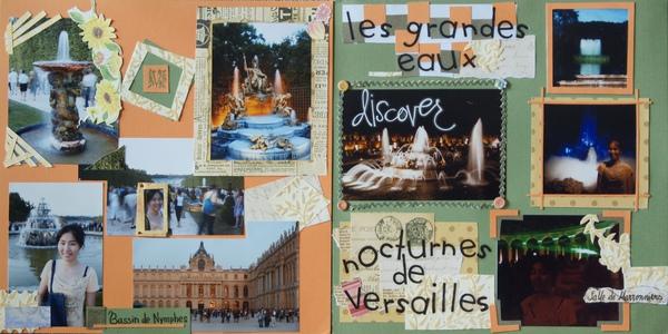 【12×12】 Les grandes eaux – Nocturnes de Versailles