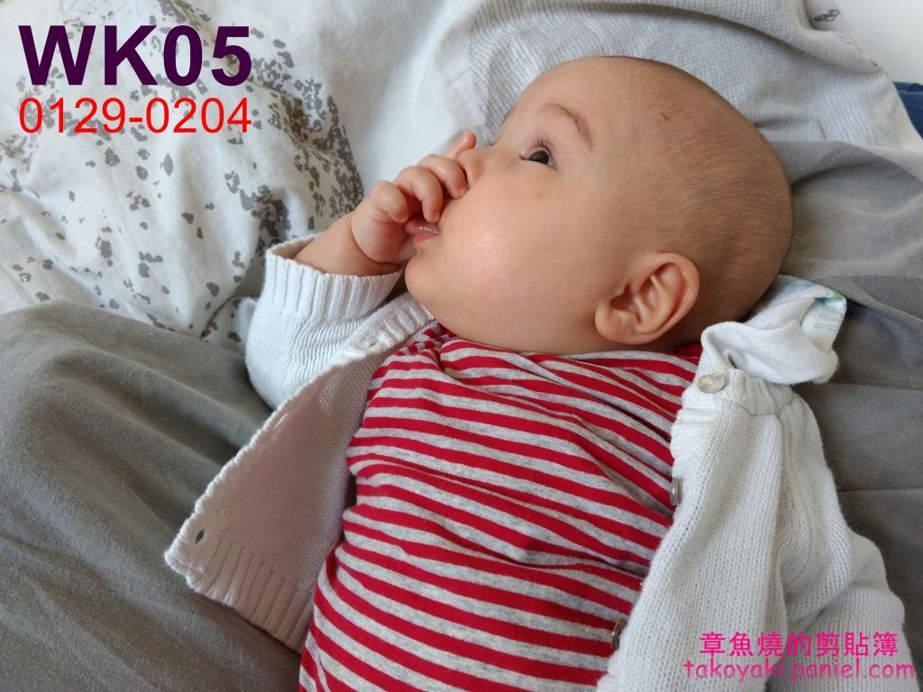 【勇哥週記 12】嬰兒按摩 在家自拍好好玩