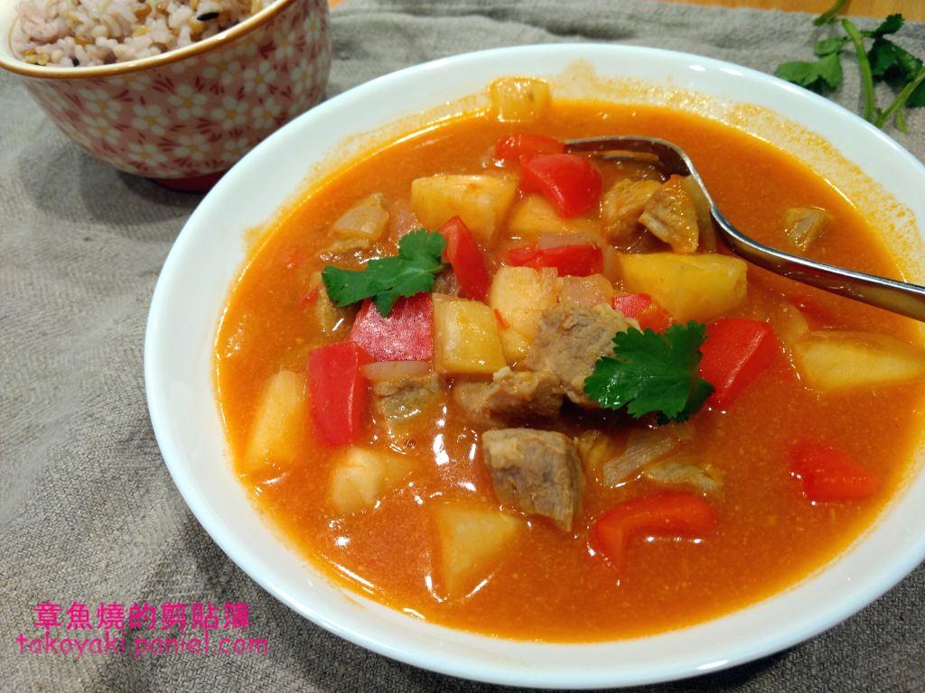 【食譜】里肌肉炒鳳梨 Sauté de porc à l'ananas