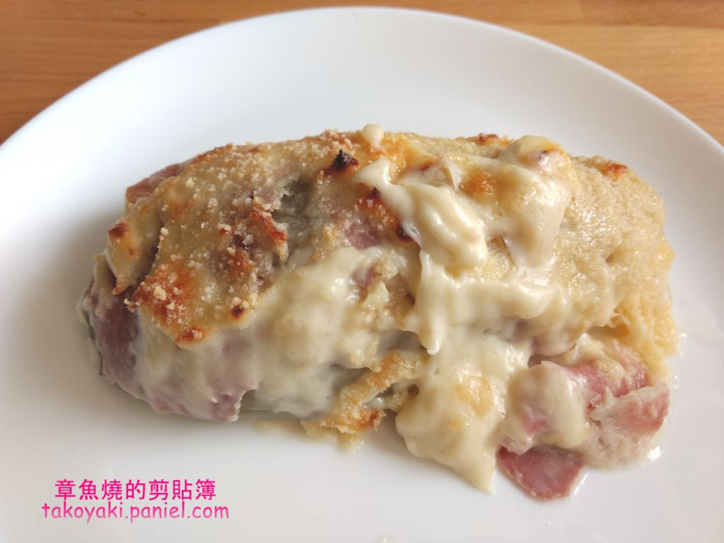 【食譜】火腿包菊苣配乾酪白汁 Endives au jambon, sauce Mornay