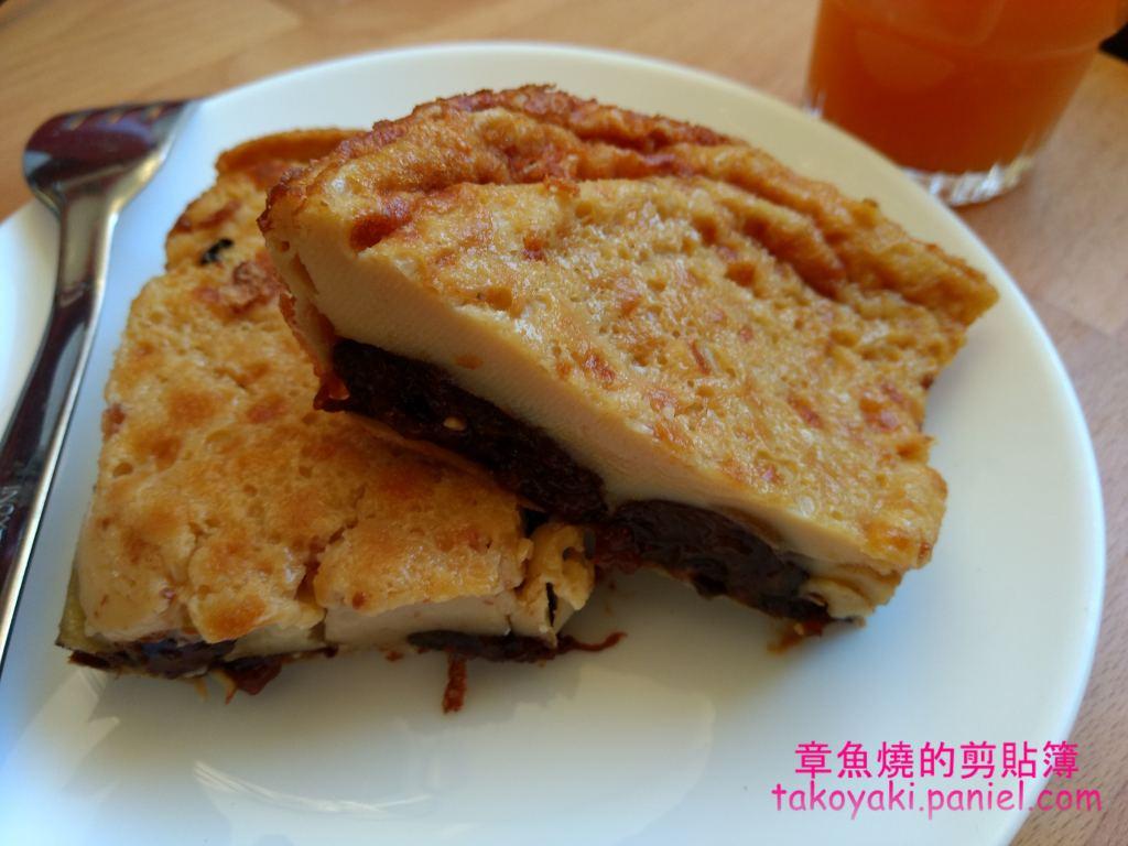 【食譜】超簡單版的布列塔尼梅乾蛋糕 Far breton aux pruneaux