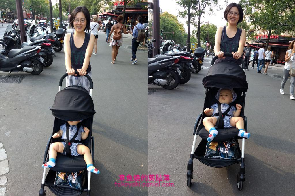 史上最扯 巴黎街頭 Babyzen Yoyo Plus 推車開箱