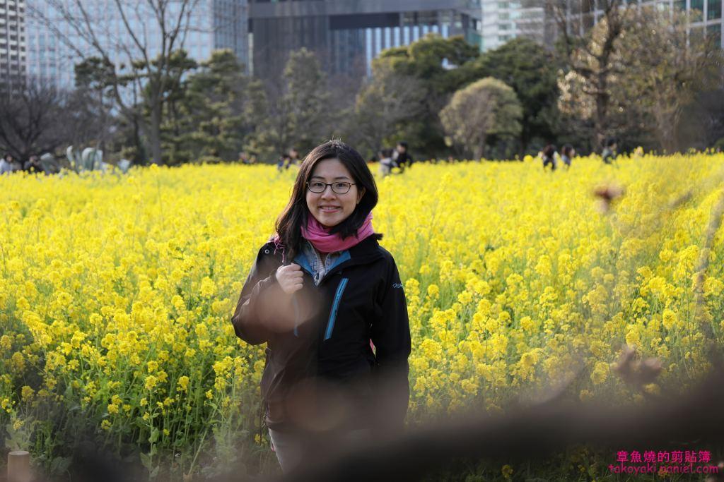 【日本關東】濱離宮恩賜庭園 都市綠洲 享受大自然 江戶歷史風情