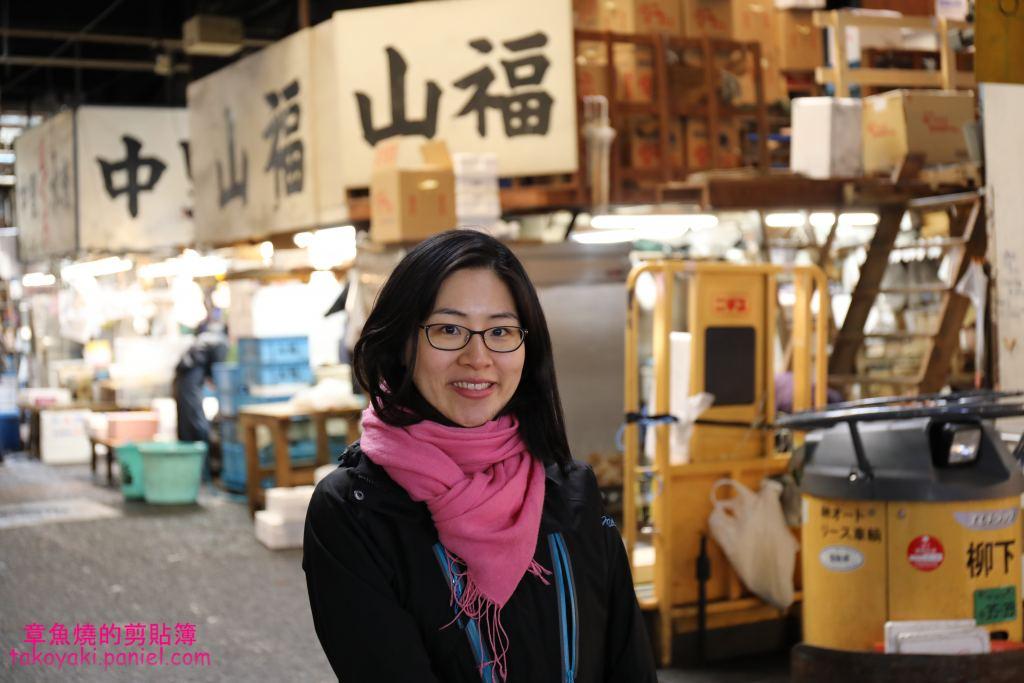 【日本關東】築地場內市場 水產物部大觀園