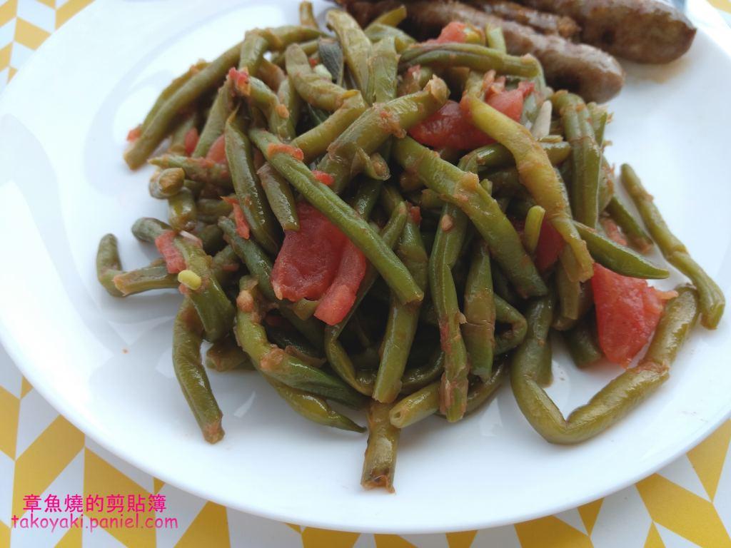 【食譜】蒜奶番茄四季豆 Haricots verts à la tomate