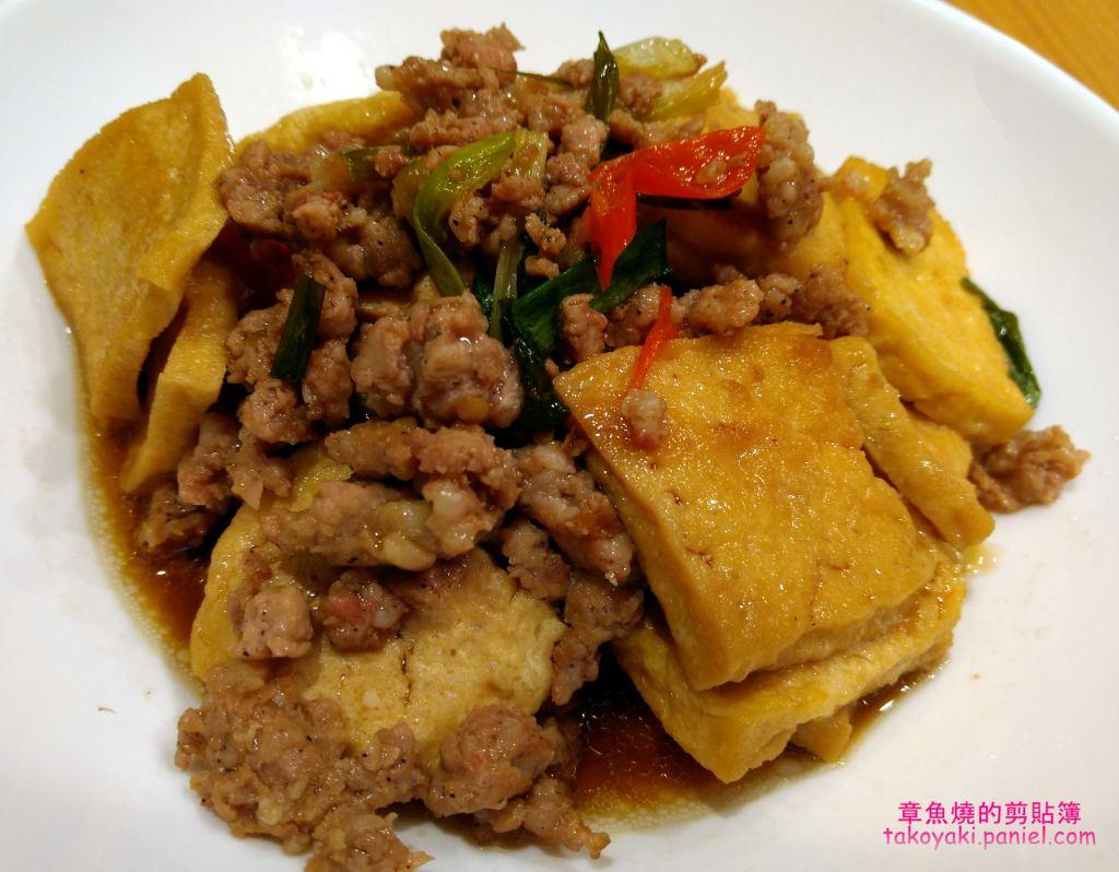 【食譜】紅燒豆腐 簡單又下飯