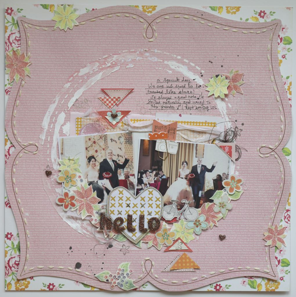 【12×12】Hip Kit Club / Hello