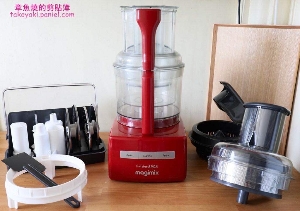 家有一台 magimix 5200 XL 食物處理機 輕鬆變小廚師 多年使用心得和食譜分享