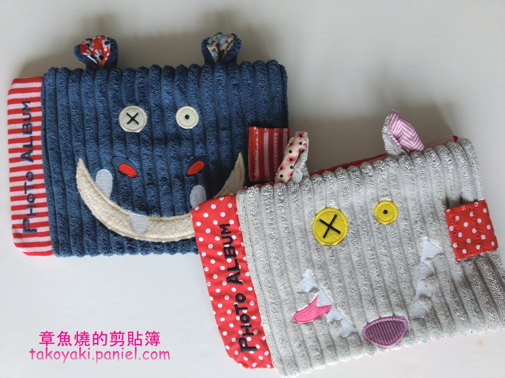 Les Déglingos 法國設計嬰兒布相本