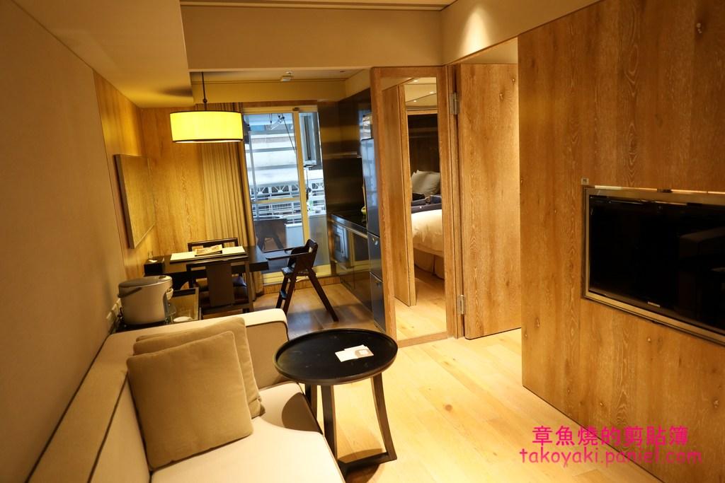 台北華泰瑞舍公寓式飯店 兩週住宿心得(1)Infinity 一房一廳房型
